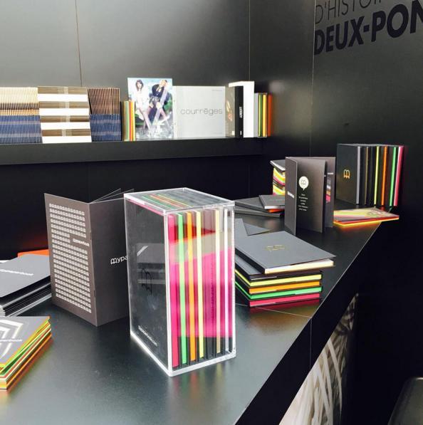 customizable notebooks Luxepack