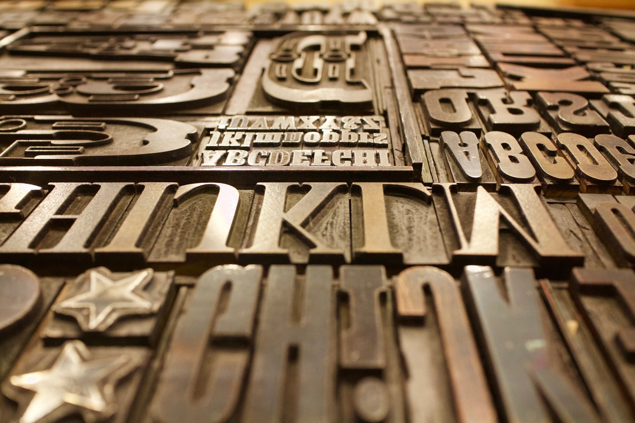 mypaperbook et la typographie